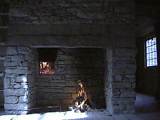 1800s Fireplace Hearth Cooking